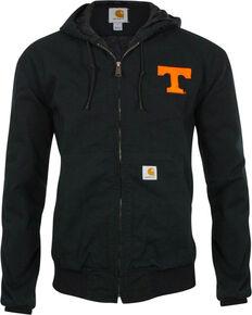 Carhartt Men's Tennessee Ripstop Active Jacket - Tall , Black, hi-res