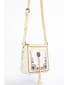 97e00ee0a7e8 Shyanne Women s Floral Tooled Concho Crossbody Bag