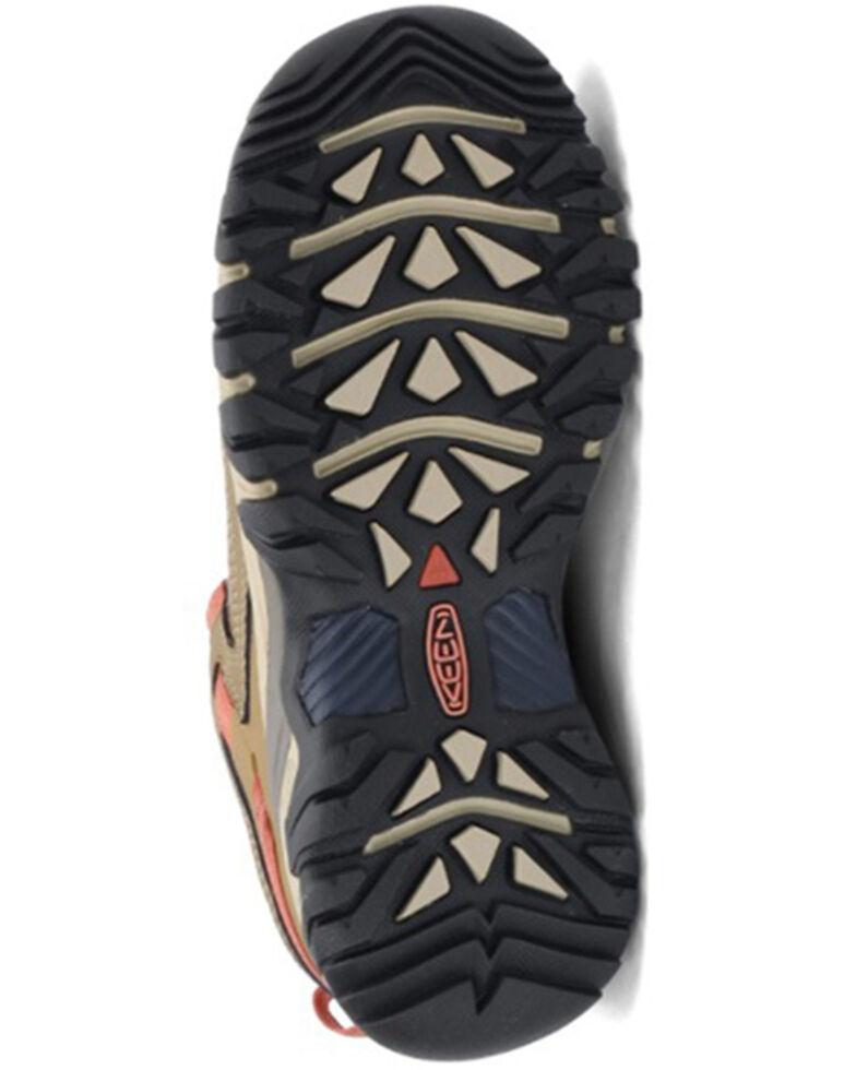 Keen Women's Targhee Vent Hiking Boots - Soft Toe, Sand, hi-res