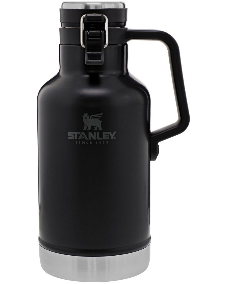 Stanley Black Easy-Pour Growler, Black, hi-res