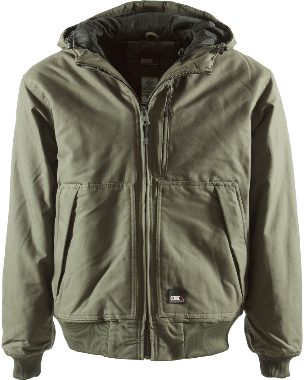 Berne Matterhorn Jacket - Tall Sizes, Sage, hi-res