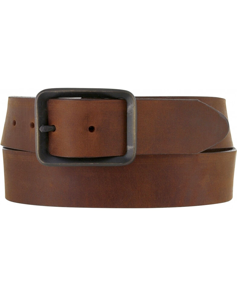 Chippewa Men's Buckskin Leather Belt , , hi-res