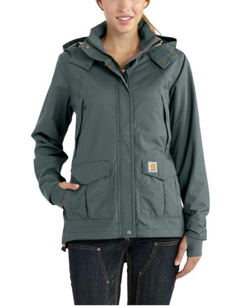 Carhartt Women's Shoreline Jacket, Green, hi-res