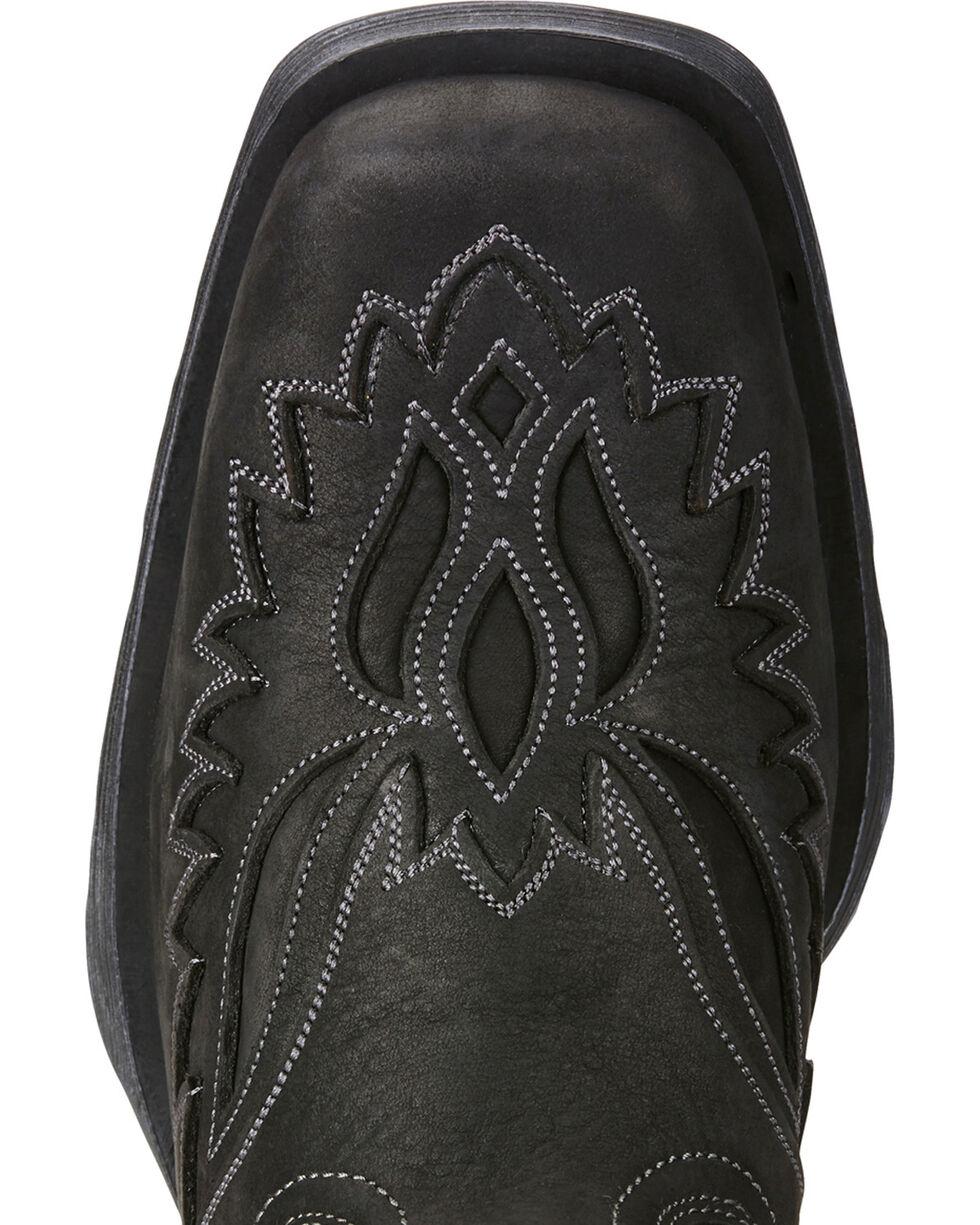Ariat Men's Rambler Renegade Western Boots, Black, hi-res