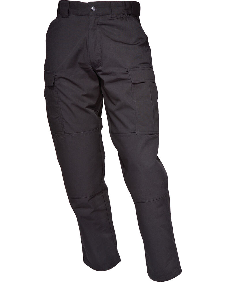 5.11 Tactical Ripstop TDU Pants, Black, hi-res