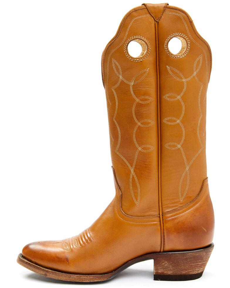 Idyllwind Women's Rider Western Boots - Round Toe, Cognac, hi-res