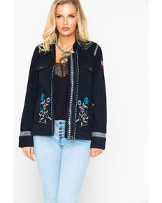 6964594d44e Idyllwind Women s Lindale Glam Embroidered Jacket