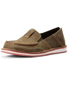 0024347b39a154 Ariat Women s Bomber Cruiser Shoes - Moc Toe