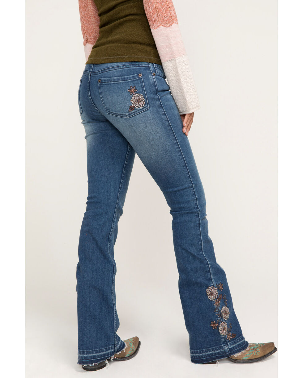 Idyllwind Women's Dolly Vintage Bootcut Jeans, Blue, hi-res