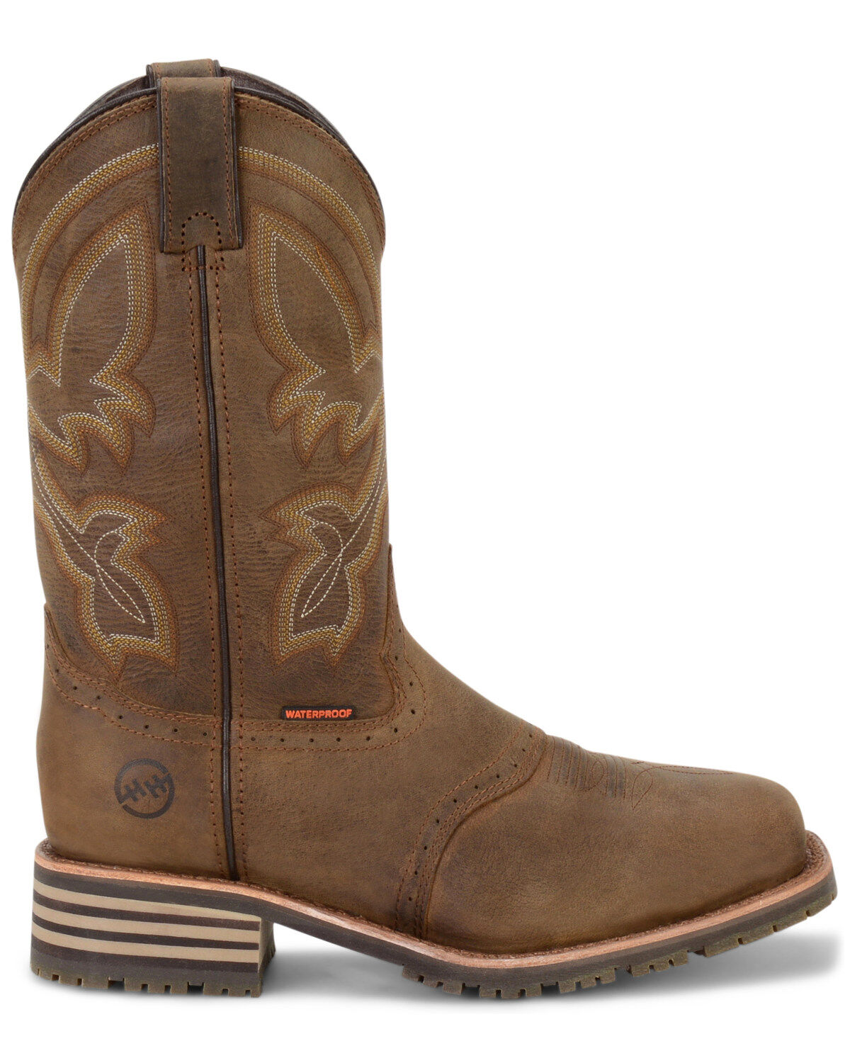 Safety Toe Western Work Boots | Boot Barn