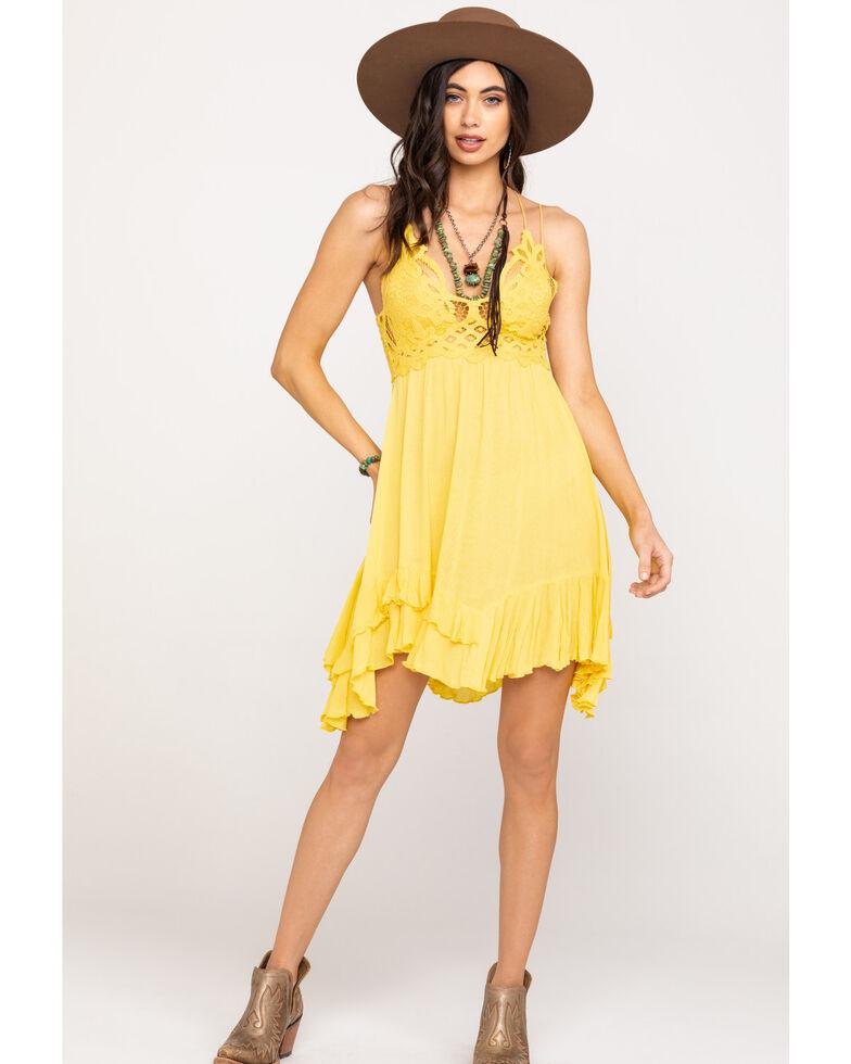 Free People Women's Adella Slip Dress, , hi-res