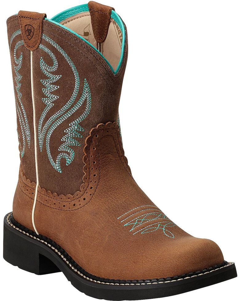 5f15d30c89e81 Ariat Fatbaby Heritage Cowgirl Boots