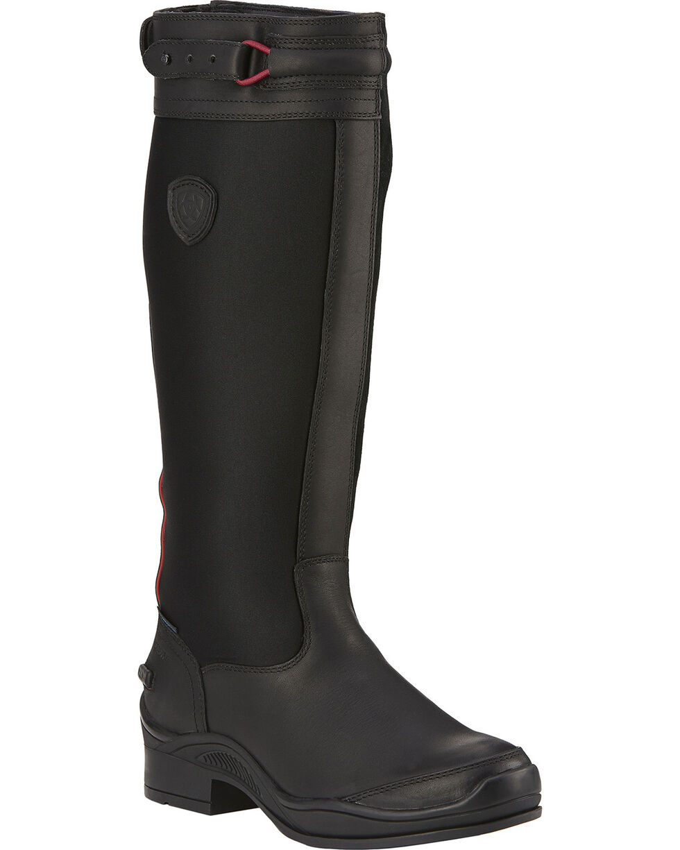 Ariat Women's Extreme Tall H20 Insulated Boots, Black, hi-res