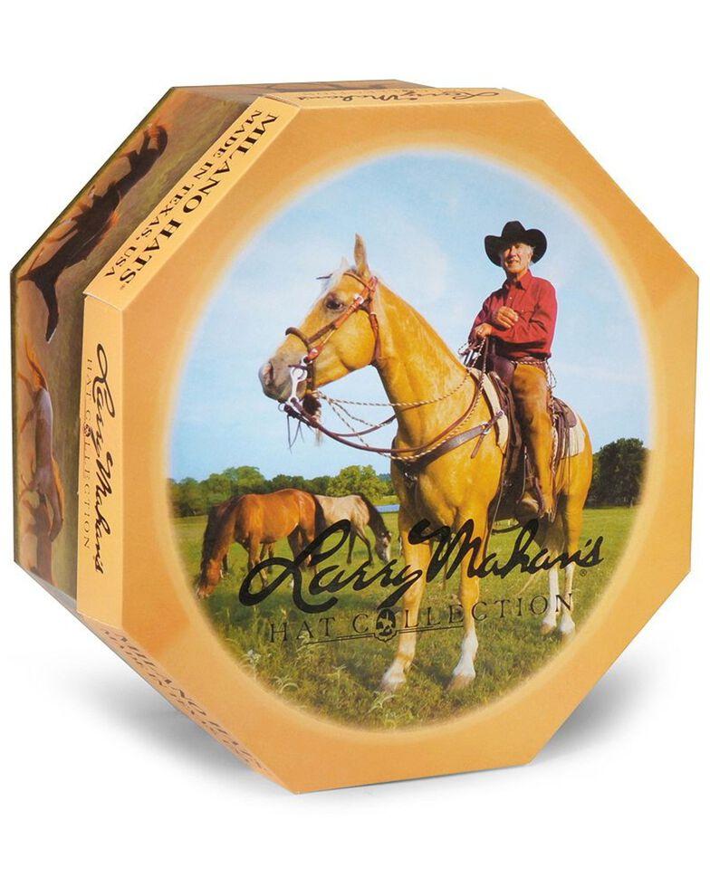 Larry Mahan Black Opulento 30X Fur Felt Cowboy Hat, Black, hi-res