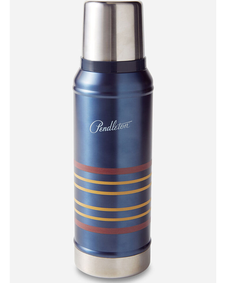 Pendleton Stanley Classic Steel Bottle, Blue, hi-res