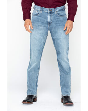 Silver Jeans Men's Grayson Light Wash Jeans, Indigo, hi-res