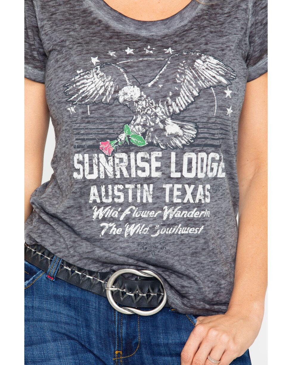 Idyllwind Women's Sunrise Lodge Tee, Black, hi-res