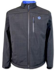 HOOey Boys' Solid Softshell Jacket , Black, hi-res