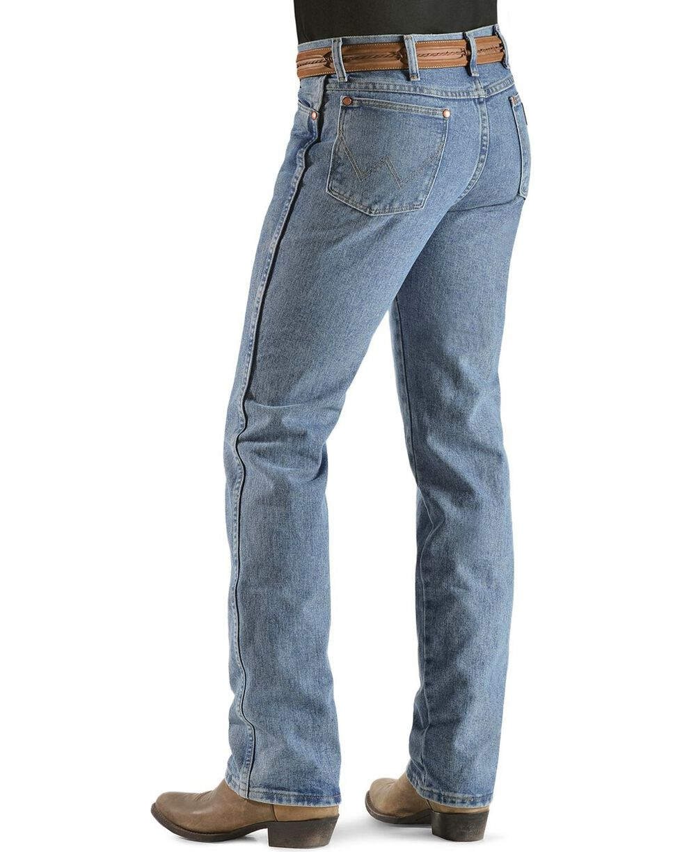 Wrangler 936 Cowboy Cut Slim Fit Prewashed Jeans, Antique Blue, hi-res