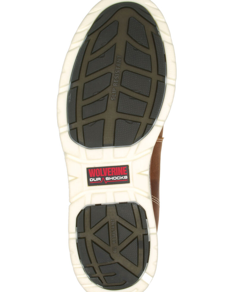 Wolverine Men's I-90 Durashocks Work Boots - Composite Toe, Tan, hi-res