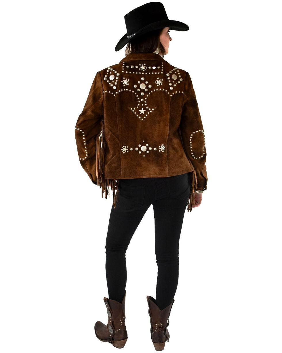 Tasha Polizzi Women's Ada Jacket, Tan, hi-res