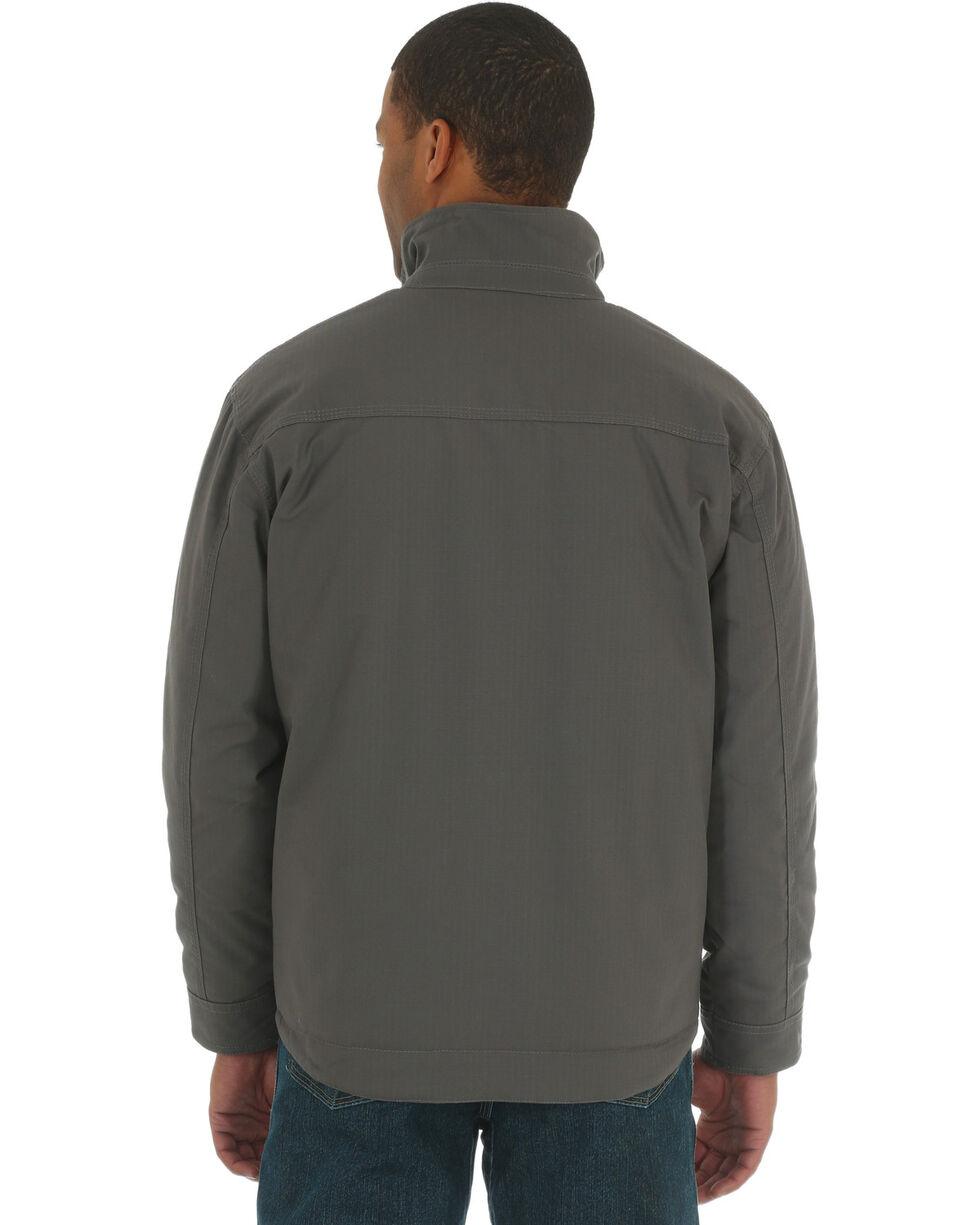Wrangler Men's Charcoal Grey RIGGS WORKWEAR® Contractor Jacket, Charcoal Grey, hi-res