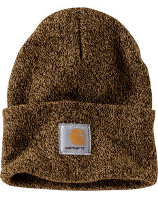 Carhartt Men's Brown Acrylic Watch Hat , Brown, hi-res