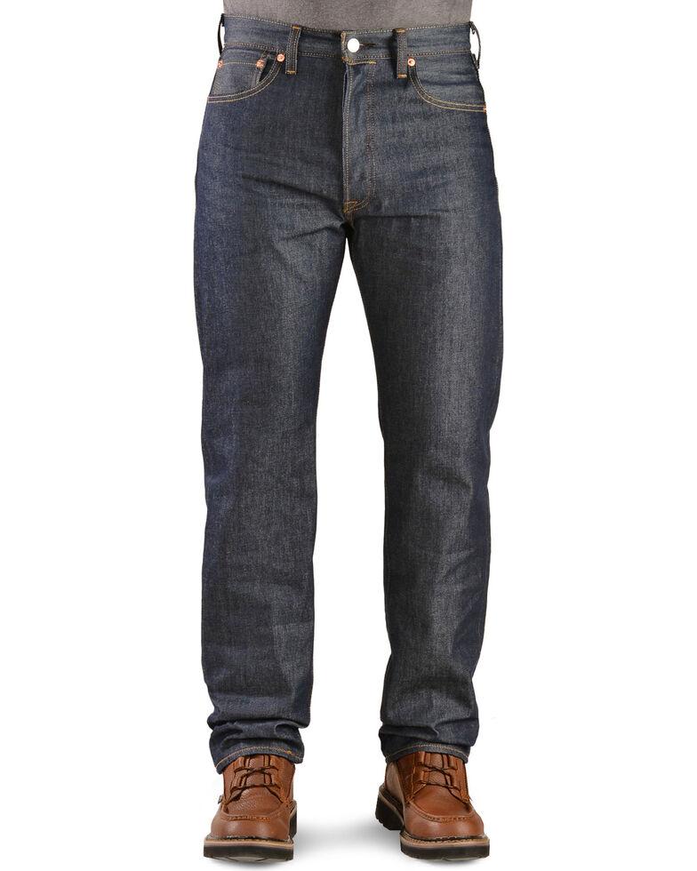 e9cf4ada Zoomed Image Levi's 501 Jeans - Original Shrink-to-Fit, Indigo, hi-res