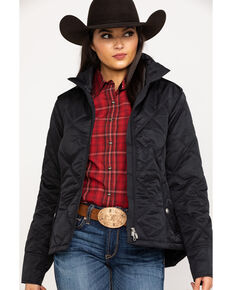 Ariat Women's Terrace Jacket, Black, hi-res