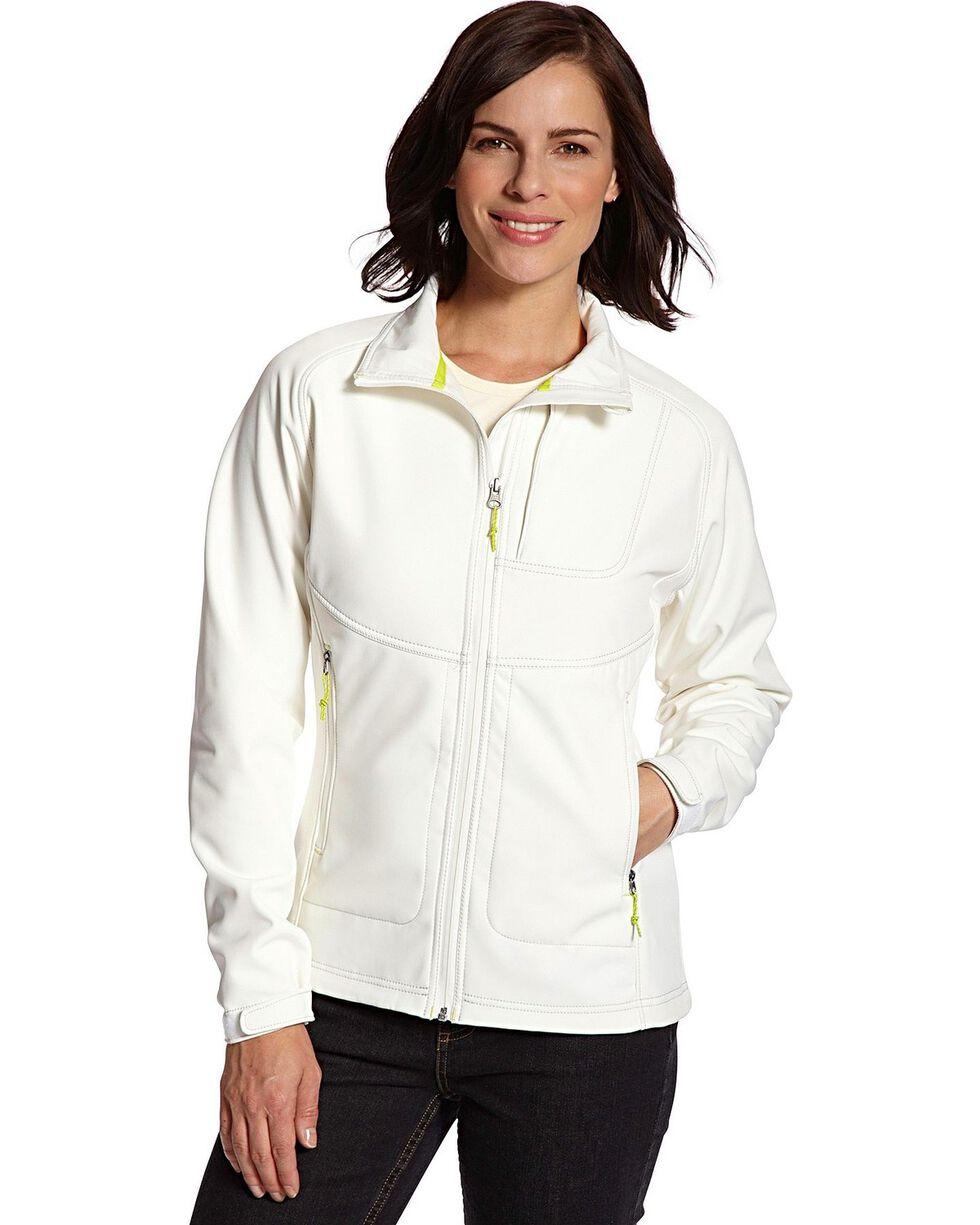 Woolrich Women's Radius Softshell Jacket, Ecru, hi-res