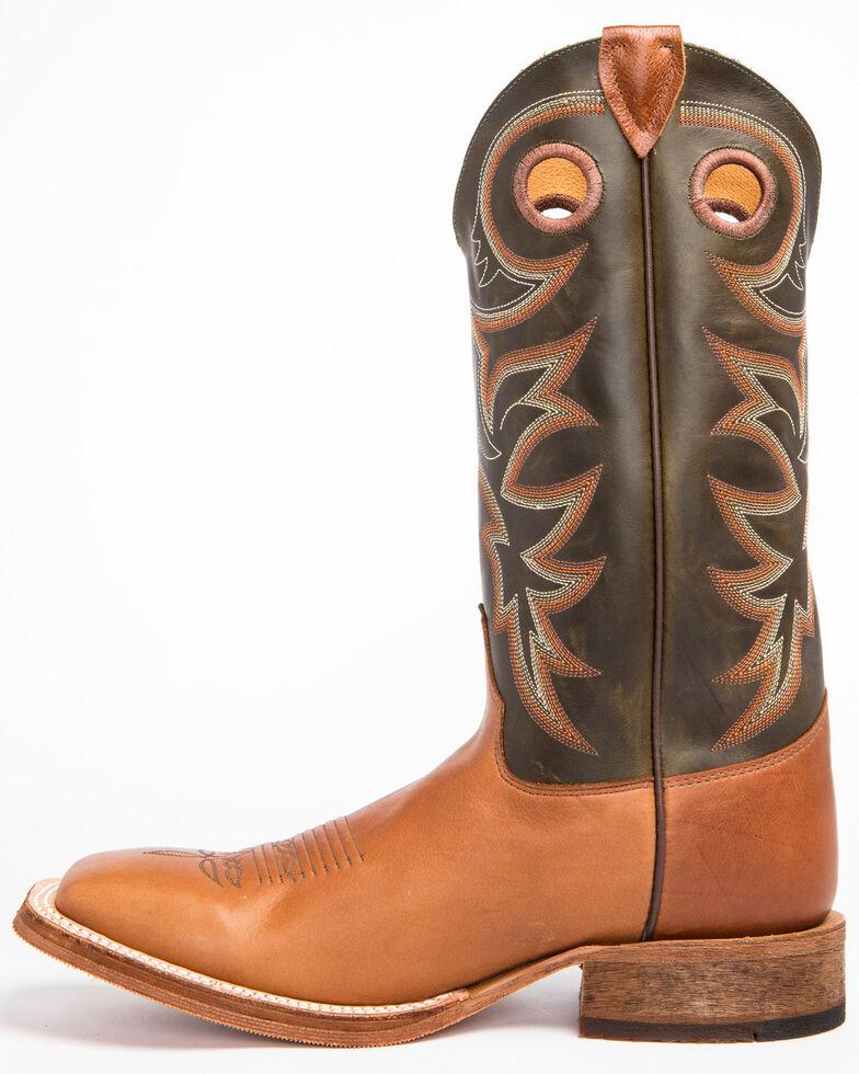 Justin Men's Bent Rail Western Boots, Copper, hi-res