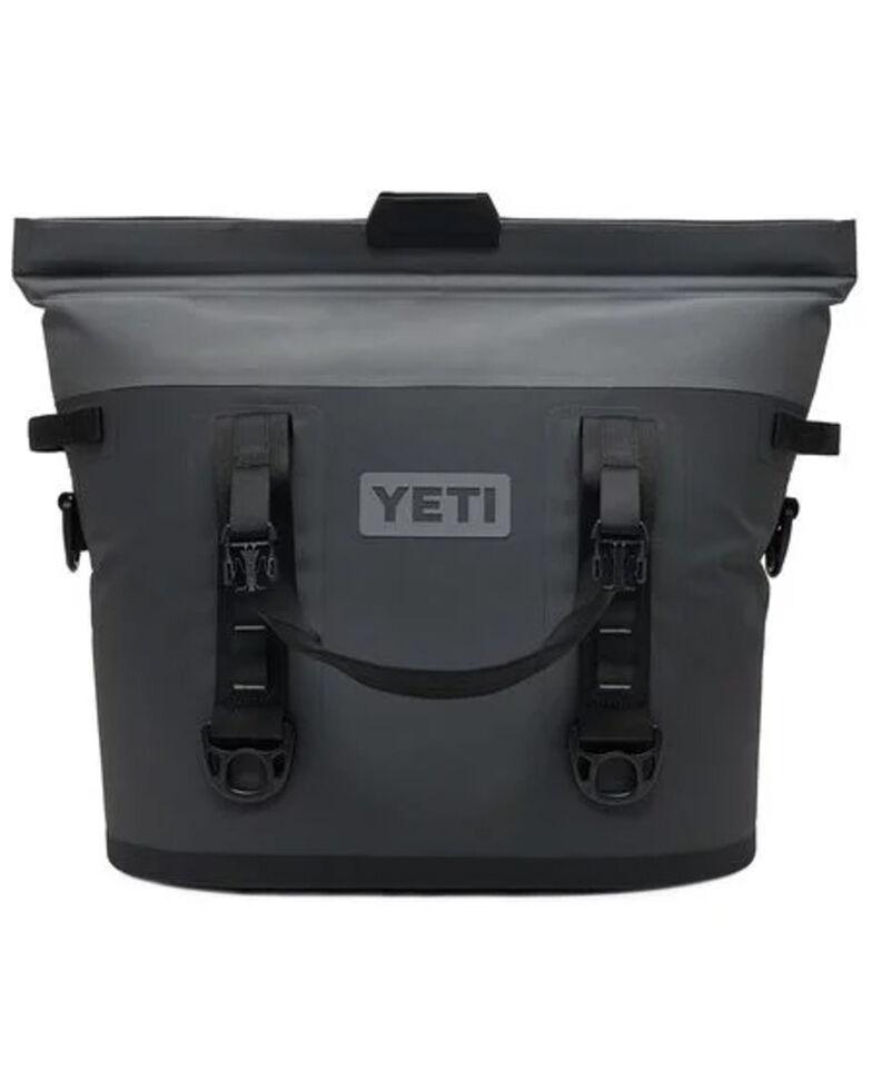 YETI Hopper M30 Charcoal Cooler, Charcoal, hi-res