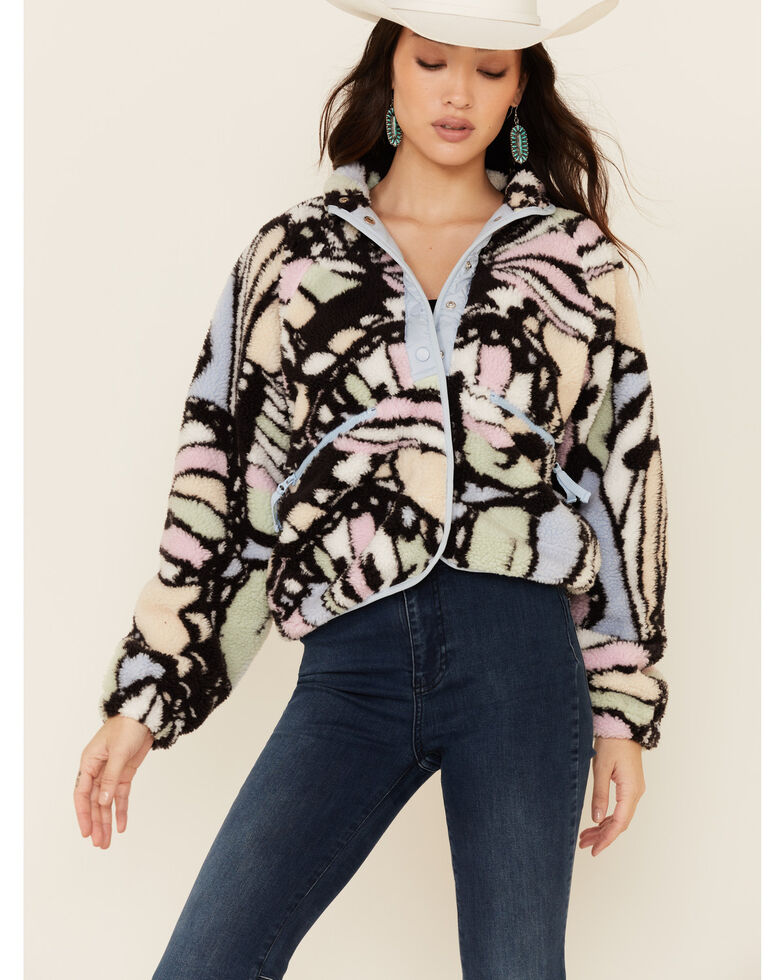Free People Women's Rocky Ridge Jacket , Multi, hi-res