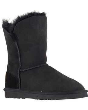 "Lamo Footwear Women's Liberty 9"" Boots , Black, hi-res"
