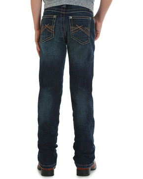 Wrangler 20X Boys' (8-16) No. 44 Slim Fit Jeans - Straight Leg, Indigo, hi-res