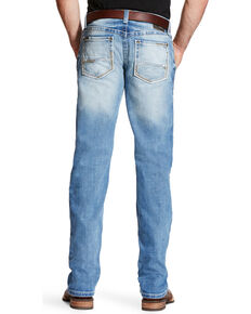 Ariat Men's Blue M2 Stirling Shasta Jeans - Boot Cut, Blue, hi-res