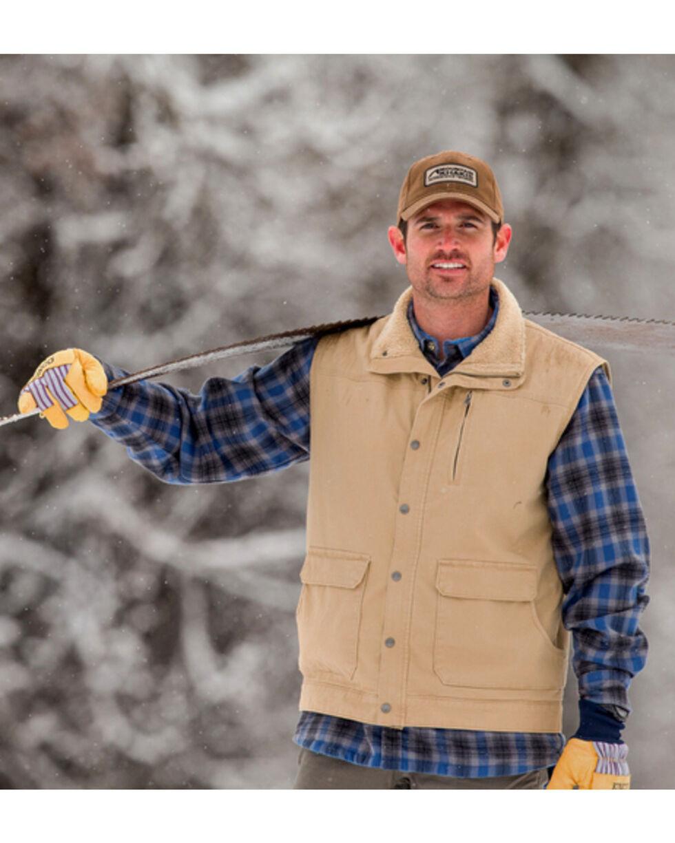 Mountain Khakis Men's Ranch Shearling Vest, , hi-res