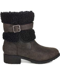 UGG Women's Black Blayre III Boots , Black, hi-res