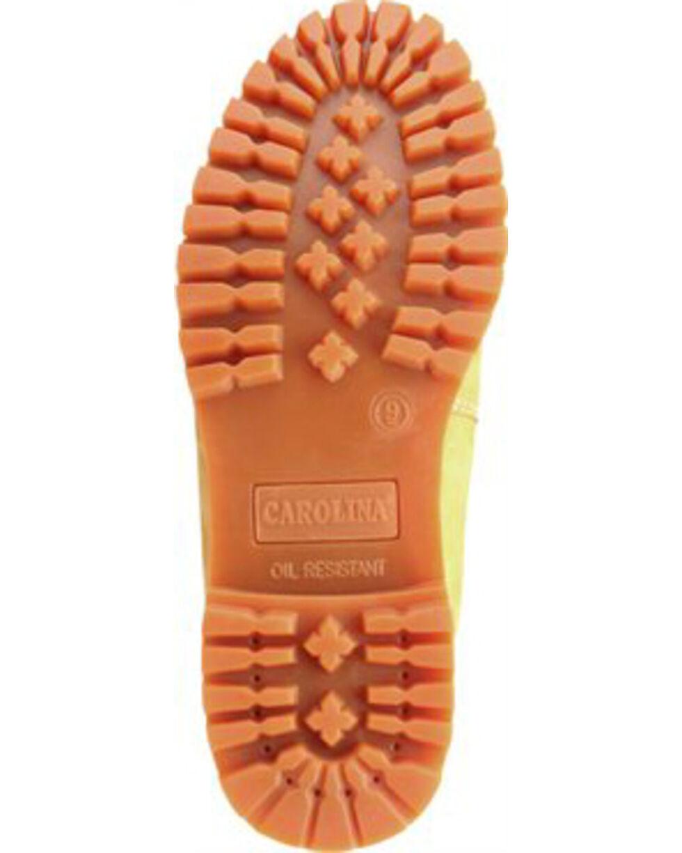 "Carolina Men's 8"" Steel Toe Work Boots, Brown, hi-res"