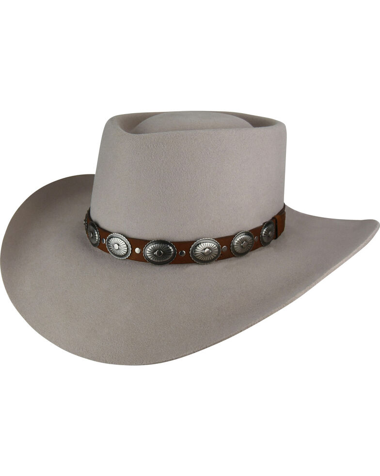 Bailey Men's Western Ellsworth Cowboy Hat , Beige/khaki, hi-res