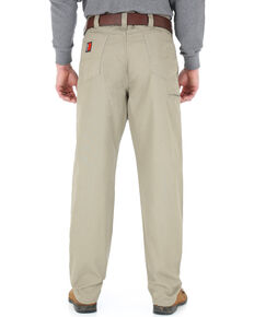 Wrangler Men's Riggs Technician Work Pants, Dark Khaki, hi-res