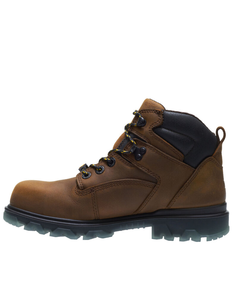 Wolverine Women's I-90 EPX Work Boots - Soft Toe, Brown, hi-res