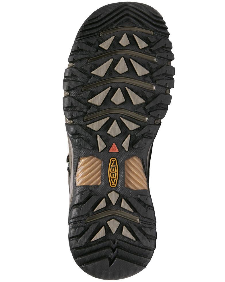 Keen Men's Targhee III Waterproof Hiking Boots - Soft Toe, Brown, hi-res