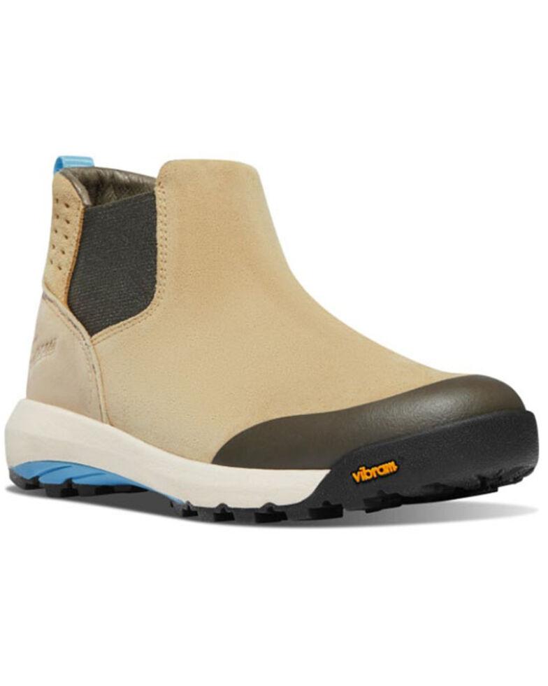 Danner Women's Inquire Chelsea Hiking Boots - Soft Toe, Tan, hi-res