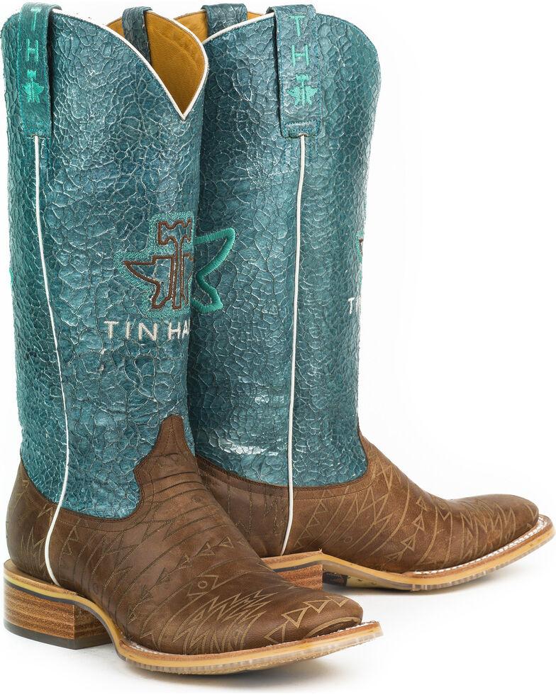 Tin Haul Women's Aztek Western Boots, , hi-res