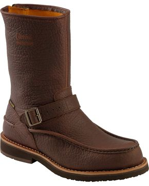 Chippewa Men's Upland Waterproof Work Boots, Briar, hi-res