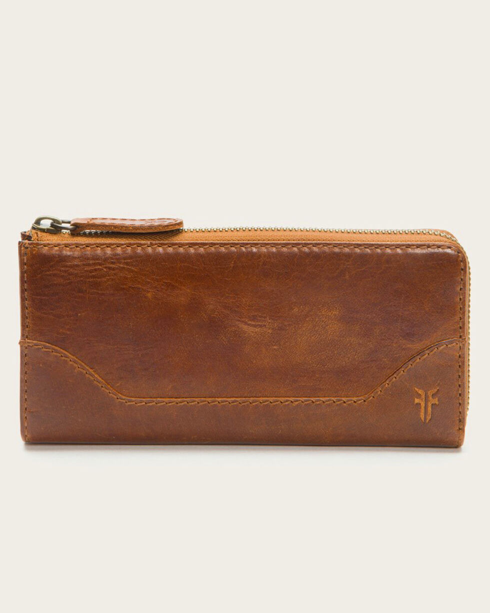 Frye Women's Melissa Zip Wallet, , hi-res