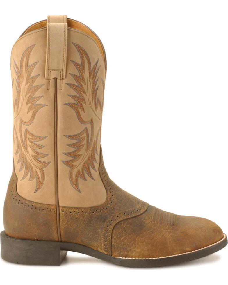 1da9f2c431d Ariat Men's Heritage Stockman Boots - Round Toe
