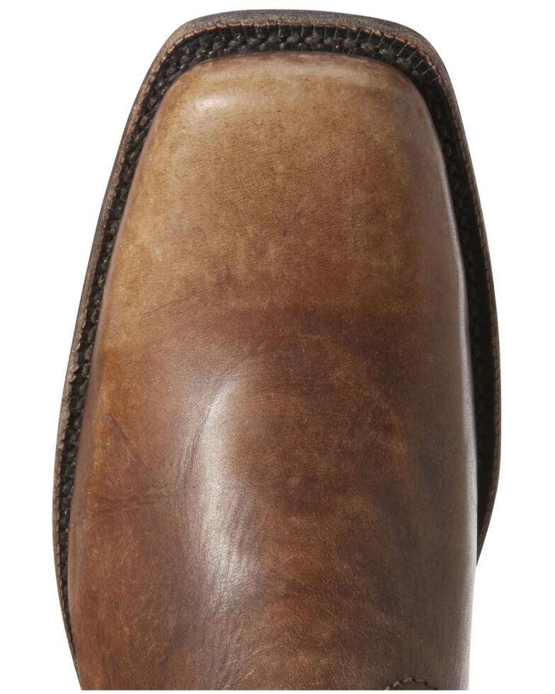 Ariat Men's Rambler Naturally Distressed Western Boots - Square Toe, , hi-res