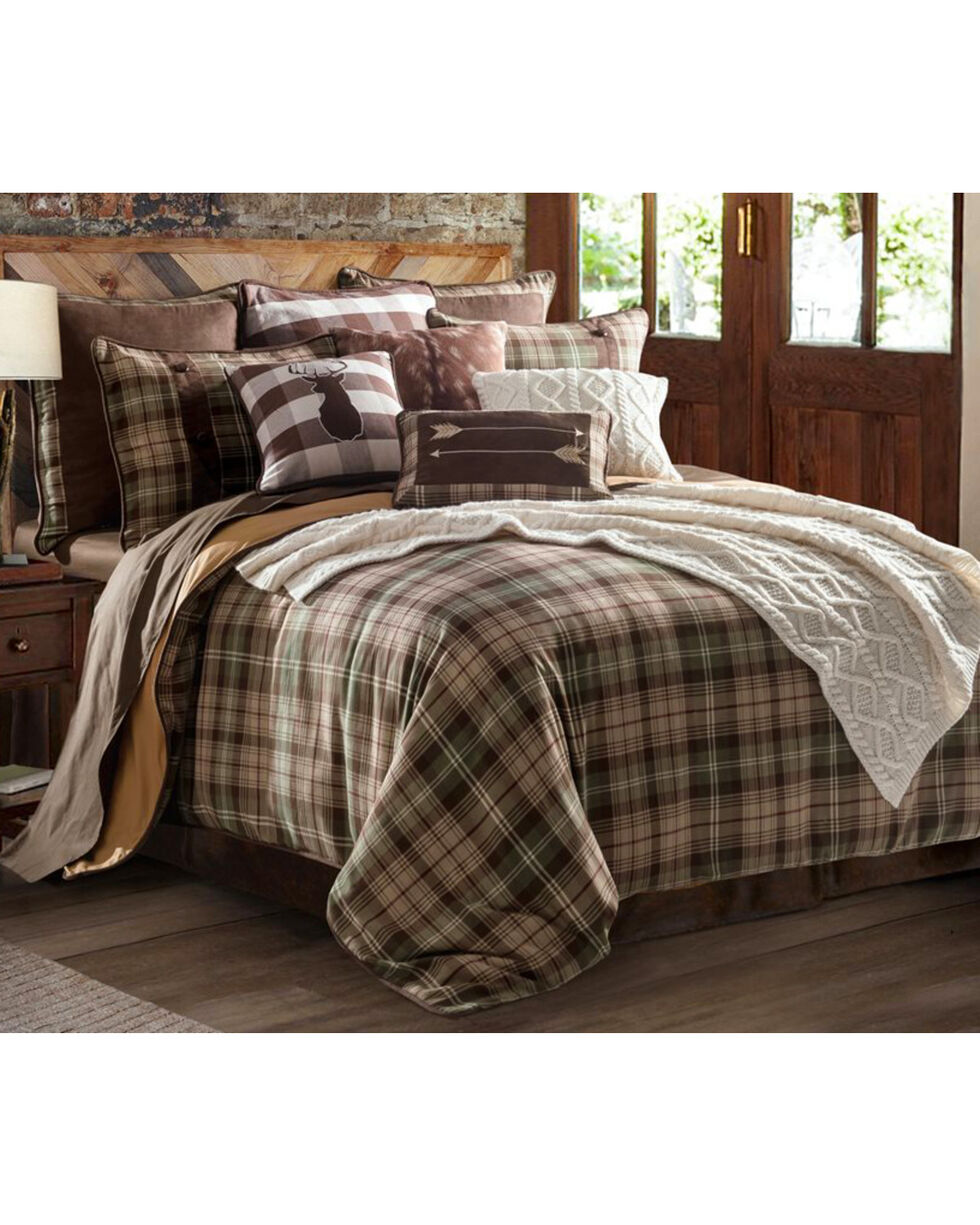 HiEnd Accents Huntsman Full Comforter Set, Multi, hi-res